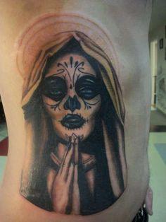 Day of the Dead Tattoos | day of the dead tattoo