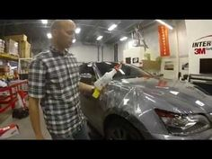 3M Scotchgard Paint Protection Film Clear Pre-Cut 2013 2014 Ford Mustang