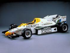 Williams FW09 '1983–84
