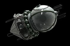 Bisbos.com :: SF : Spacecraft: Past: Vostok 1