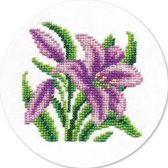 This Pin was discovered by Neş Mini Cross Stitch, Cross Stitch Cards, Cross Stitch Rose, Cross Stitch Flowers, Cross Stitching, Cross Stitch Embroidery, Modern Cross Stitch Patterns, Cross Stitch Designs, Crochet Flower Patterns