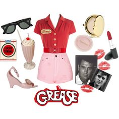 """Grease: Rizzo"" by dandelionapril @amarivanniekerk"