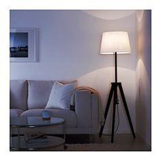 IKEA - LAUTERS, Lattiavalaisimen jalka, , Himmennystoiminnon ansiosta valon voimakkuutta on helppo säädellä tarpeen mukaan.Korkeutta on helppo säätää tarpeen mukaan.