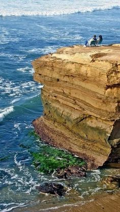 Cliff, Seaside, San Diego, California... Loved California- want to go again!!!