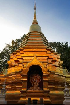 Chiang Mai, where traditional and modern architecture coexist