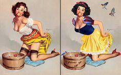 quand-les-pin-up-se-transforment-en-princesses-disney (1)