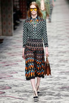 Gucci | Spring 2016 | Look 31