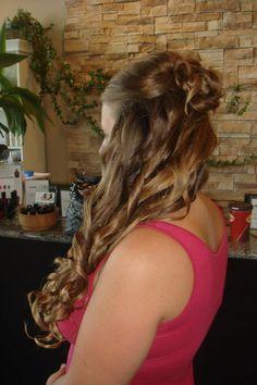 Ottawa's Best Eco-Luxurious Salon and Spa Salons, Curls, Spa, Dreadlocks, Luxury, Hair Styles, Beauty, Roller Curls, Beleza