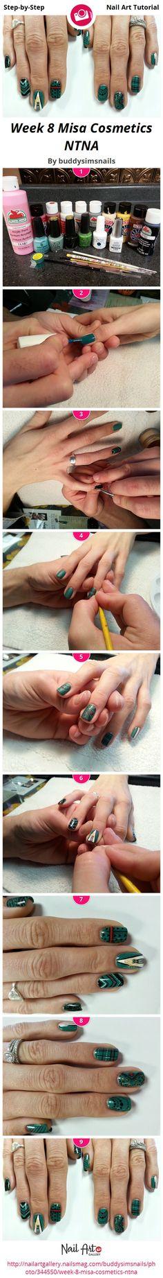 334 best Nail Art How-To Tutorials images on Pinterest | Fingernail ...