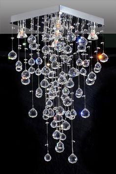 Lustre de cristal