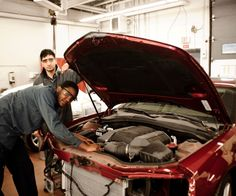 When your car breaks down, who are you going to call? If you know how to repair a car, the answer could be yourself. Auto repair is a skill everyone needs, but few have. In honour of the Canadian International Auto Show that begins today, here's how you can get those skills, and build a career out of them.