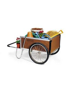 Our Exclusive VermontBuilt Medium Garden Cart is longlasting and