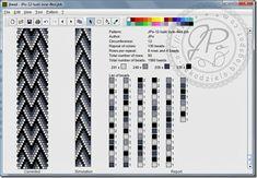 12 around bead crochet rope pattern Bead Crochet Patterns, Bead Crochet Rope, Seed Bead Patterns, Peyote Patterns, Beading Patterns, Beaded Crochet, Bracelet Patterns, Crochet Beaded Bracelets, Peyote Beading