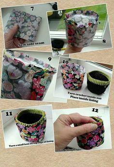 Crochet coin purse 2