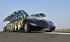 High-Speed 'Superbus' Aims to Disrupt Personal Transport Industry @TwistedSifter