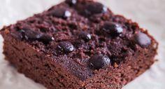 Backen macht glücklich | Backen mit Xylit: Low Carb Brownies ohne Zucker | http://www.backenmachtgluecklich.de
