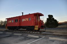 Red Caboose Tompson Station TN