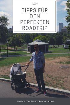 USA und Kanada mit Baby – Massachusetts, State New York & Québec Usa Roadtrip, Utah, Colorado, Usa Baby, New York, Traveling With Baby, Quebec, Baby Strollers, Baby Kids