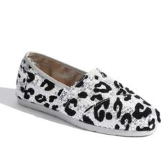 Sequin leopard toms (Nordstrom exclusive) but they are sold out... :(