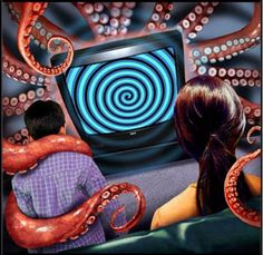Not many people know how television physically damages brain chemistry