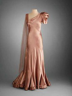 Marjorie Merriweather post dress.