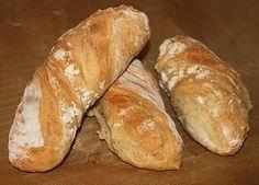 Gedrehtes Baguette à la Karin, ein sehr leckeres Rezept aus der Kategorie Brot und Brötchen. Bewertungen: 598. Durchschnitt: Ø 4,7.