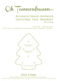 Christma Tree Pattern 02