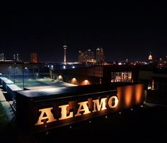 Looking to step away from the normal tourist spots when visiting us? Here's a great list from Eater National of #SanAntonio's hottest eateries and watering holes.