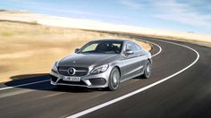 Mercedes Benz's New 2017 C300 Coupe to Debut Soon-1