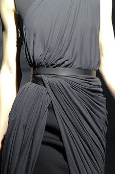 Just plain gorgeous! ---> // lanvin, reminds me of the Black Coffee concept dress. the best ever invention!