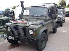 Land Rover XD 110 TUM Tdi FFR Winterised  Waterproofed