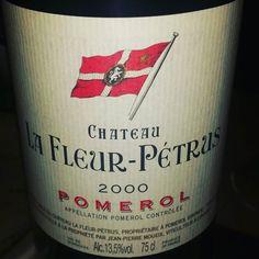 La Fleur-Pétrus 2000