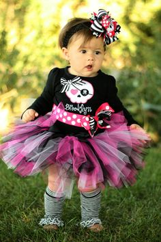 If I ever get my little girl THIS is what I imagine me dolling her up in!