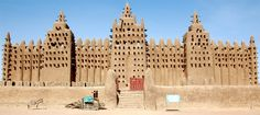 Great Mosque, Djenné Mali
