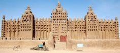 Great Mosque, Djenné Mali