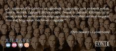 #ChrisHoward #Gyökértelen
