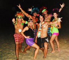 How to survive Thailand's Full Moon Party