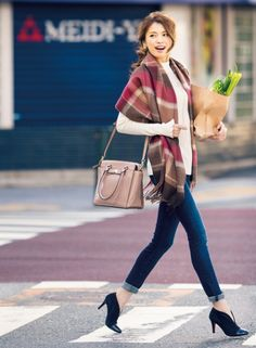 今年の秋はスキニージーンズコーデでオシャレにキメたい!人気・おすすめ・トレンドのスキニージーンズのモテコーデ一覧♡