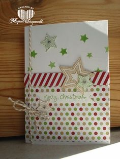 Magical Scrapworld: Merry Christmas, stampin' Up!