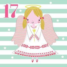 Advent Calendar Day 17 - Amy Underhill