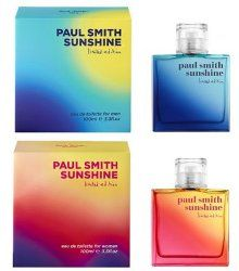 Paul Smith Sunshine 2015 -British fashion brand Paul Smith has launched the 2015 versions of Sunshine Edition, the brand's limited edition summer fragrances. Cool Packaging, Packaging Design, British Fashion Brands, Limited Edition Packaging, Perfume Reviews, Beauty News, New Fragrances, After Shave, Smell Good