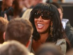 Donna Summer Performs On NBC's TODAY Show.
