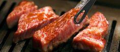 carne griglia ristorante giapponese