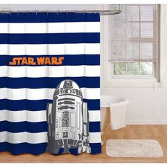 Star Wars Peva Shower Curtain
