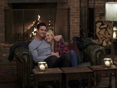 The Bachelor, Ben Higgins with Lauren Bushnell, on hometown date episode