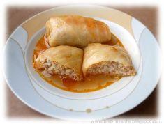 Eine meiner Lieblingsspeisen sind Golubzi, die meine Mama macht. Ich zubereite sie genau so, wie Mama.