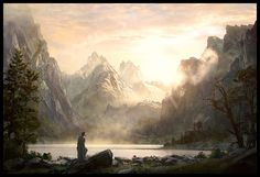"""Terry Goodkind """"Chainfire"""" by Raphael-Lacoste on deviantART"""