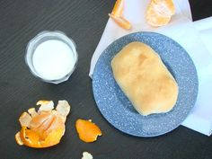 Home made freezable breakfast pockets.