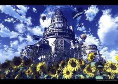 こういうファンタジックで綺麗な風景画像ください:哲学ニュースnwk