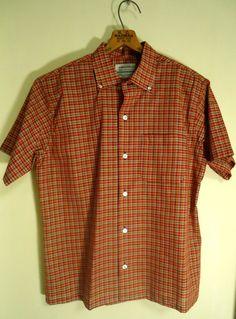 Vintage Sedgefield Shirt by eveningredness on Etsy